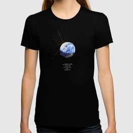 We Lifted Candles To The Sky As If The Stars Were Interactive T-shirt