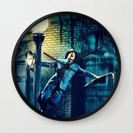 Gene Kelly, Singing in the Rain Wall Clock