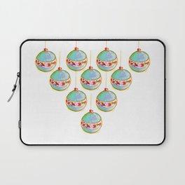 Christmas bulbs Laptop Sleeve