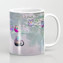 mini owl 613 Coffee Mug