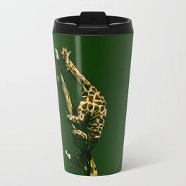 Giraffe In The Tree ?! Travel Mug