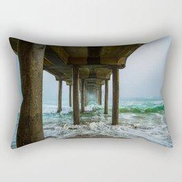 Murky Dreams - HB Pier 2016 Rectangular Pillow