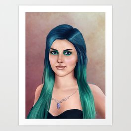Eleanor Brunnert Art Print
