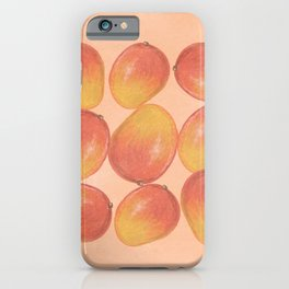 Mango Jango iPhone Case