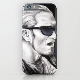 Layne Staley - Alice in Chains iPhone Case