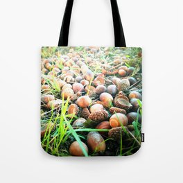 Don't go nuts! Tote Bag