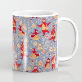 Dancing bears and foxes. Coffee Mug