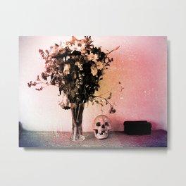 Vanitas Metal Print