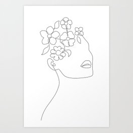 Spring Mind Art Print
