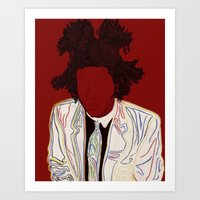 King B Art Print