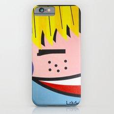 Little Blondie - Paint Slim Case iPhone 6s