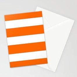 Mariniere marinière Orange Stationery Cards