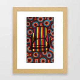 Chair 002 Framed Art Print