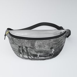 Vietnamese Kids of Central Highland Fanny Pack