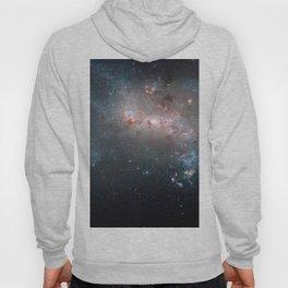 Starburst - Captured by Hubble Telescope Hoody