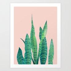 Botanica Art Print