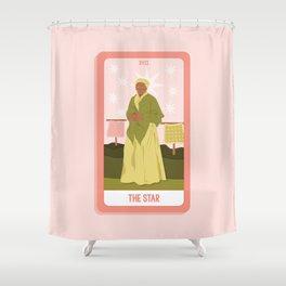Tarot Card XVII: The Star Shower Curtain