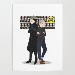 Baker Street Boys Poster