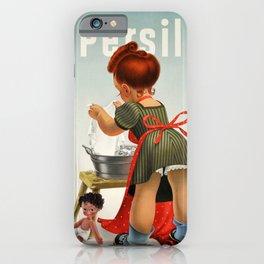 persil es git nut bessers als vintage Poster iPhone Case