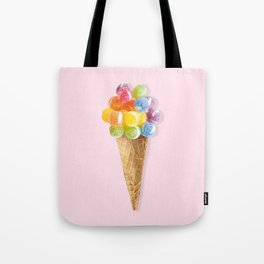 Candy Icecream Tote Bag