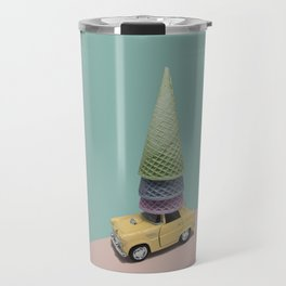 Driving Cones Travel Mug