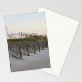 Stanchions Stationery Cards