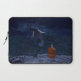 La preciosa mente de un monje - The beautiful mind of a monk Laptop Sleeve