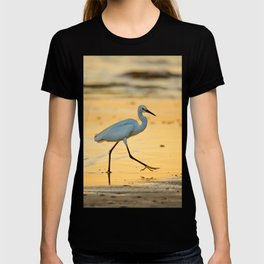 Walking on Gold T-shirt