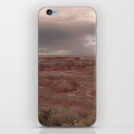 Desert Rain Clouds iPhone Skin
