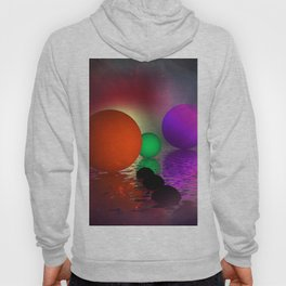 in a strange galaxy Hoody