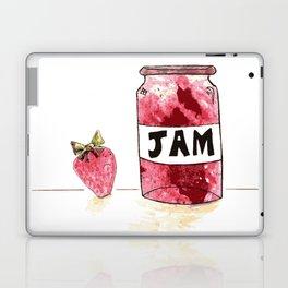 Strawberry VS Jam Laptop & iPad Skin