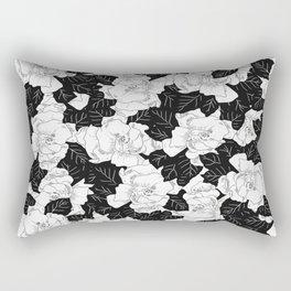 Gardenias Rectangular Pillow