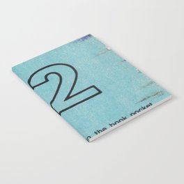 Ilium Public Library Card No. 2 Notebook