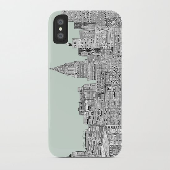 New York vintage  iPhone Case