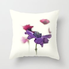 Laughing.... Throw Pillow