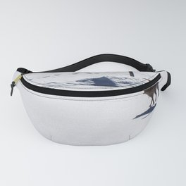 Chasing the Snowball Fanny Pack