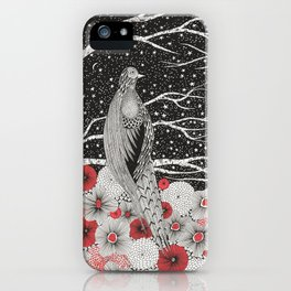 Three Birds iPhone Case