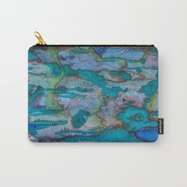 Universal Consciousness Carry-All Pouch
