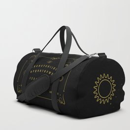 Witch Spirit Board Duffle Bag