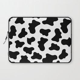Moo Cow Print Laptop Sleeve