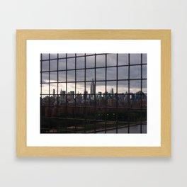 Lavish Prison Framed Art Print