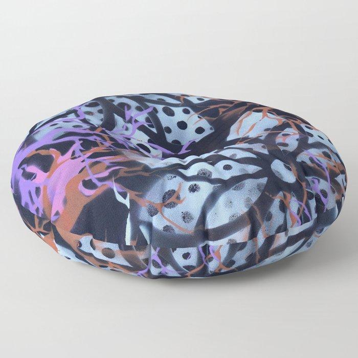 Wild nature Floor Pillow