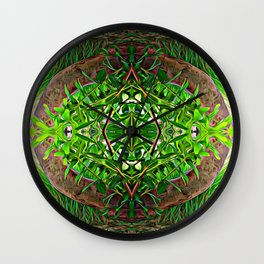 Core Resonance Wall Clock