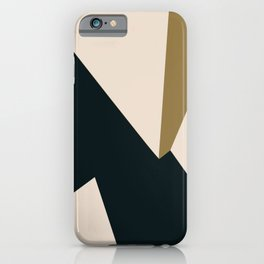 Abstract skyscraper iPhone Case