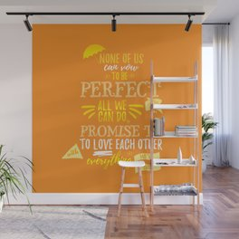Love is the best thing we do Wall Mural