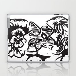 Blossomers Laptop & iPad Skin