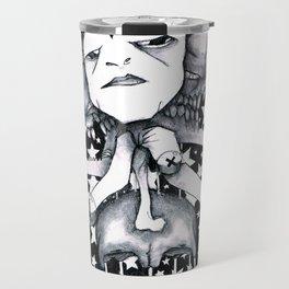 bone chimes Travel Mug