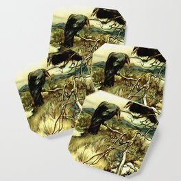 The Two Crows Coaster