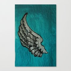 On A Wing And A Prayer Canvas Print