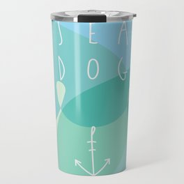 Sea Dog Travel Mug